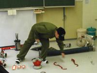 Wissenstest - Geräte und Ausrüstung für den Brandeinsatz