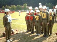 Feuerwehrjugendleistungsabzeichen in Bronze und Silber
