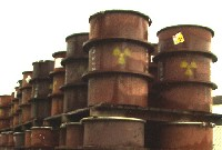 radioaktiver Müll