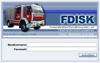 FDISK - Feuerwehrdateninformationssystem und Katastrophenschutzmanagement