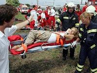 Feuerwehrmedizinischer Dienst BFKDO 21